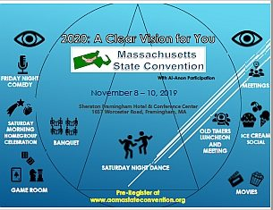 2019 state convention flyer