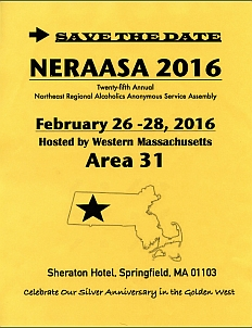 neraasa save the date flyer